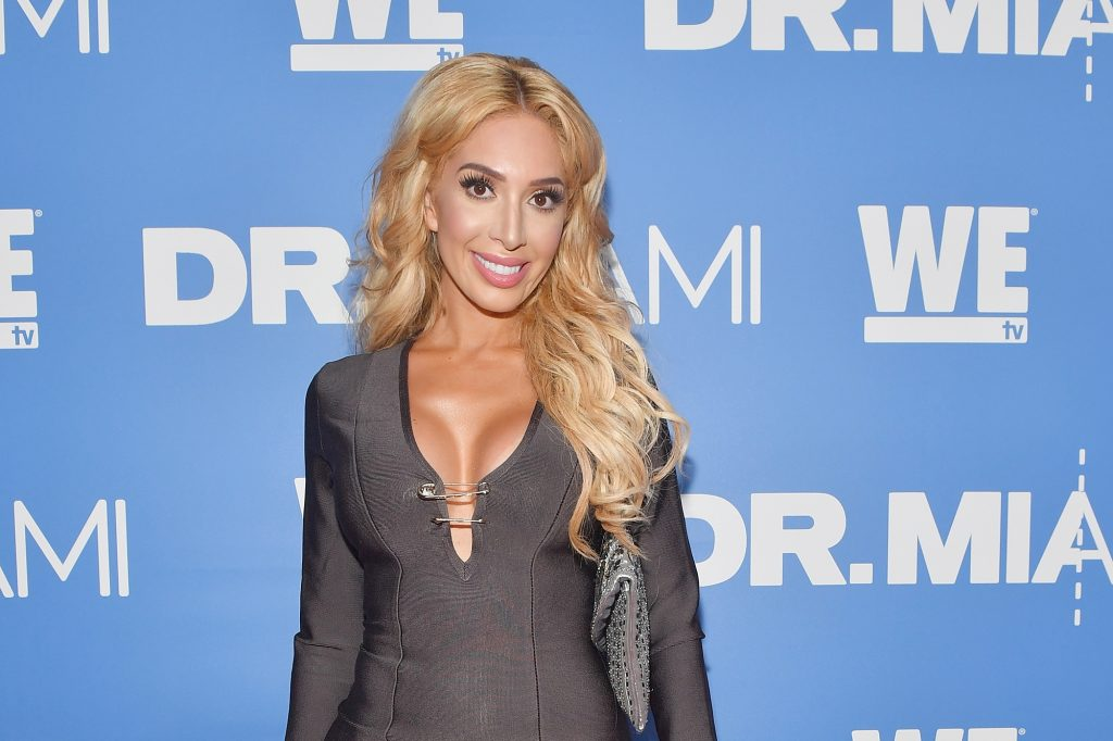 Farrah Abraham Calls Out Ex-Boyfriend Simon Saran For Emailing Her, Promotes Her Upcoming Appearance At ~Classy~ Strip Club