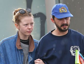 Wait, What? Shia LaBeouf Claims He Doesn't Feel The Need To Drink, He Just Can't Stop Once He Starts…HUH?