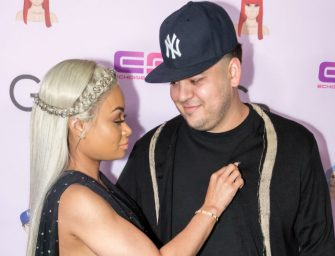 Daaaamn! Rob Kardashian Blasts Blac Chyna For Cheating On Him, Posts Naked Pics And Vids All Over Social Media!