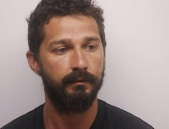 Here We Go Again: Shia LaBeouf Arrested In Georgia, Curses Out Cops And Tells Them The President Doesn't Care About Them In Ridiculous Drunken Rant…WATCH THE BODYCAM FOOTAGE!