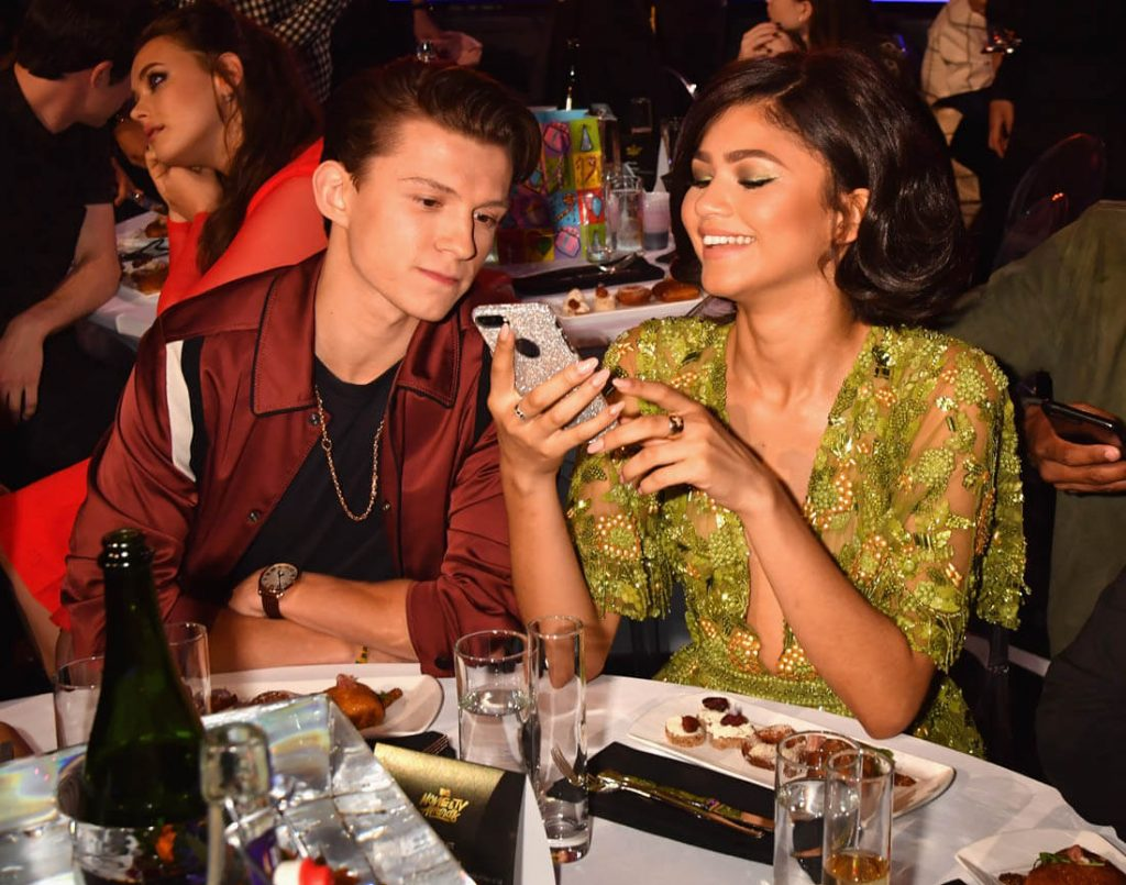 Oh Snap! Tom Holland And Zendaya Are Dating? The Two 'Spider-Man: Homecoming' Stars Address Dating Rumors…THEY AIN'T FOOLING NO ONE!