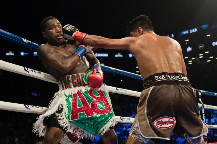 Adrien Broner Gives Surprisingly Inspirational Post Fight interview After Being defeated by Mikey Garcia (FULL FIGHT AND POST FIGHT VIDEO)