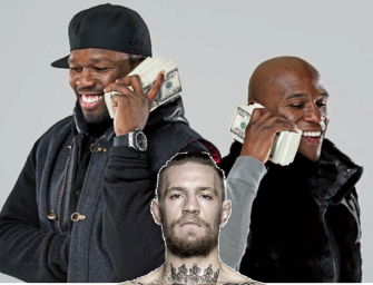This is Why Mayweather Asking For A Tax Extension Means Nothing! Both 50 Cent And Conor McGregor Also Have Something To Say About Floyd's Tax Troubles (VIDEO AND SOCIAL POSTS)