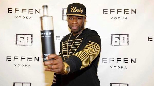 Did 50 Cent Really Sell His Stake in Effen Vodka for $60 Million?  Maybe! After the Rumors, 50 Weighs In Himself.