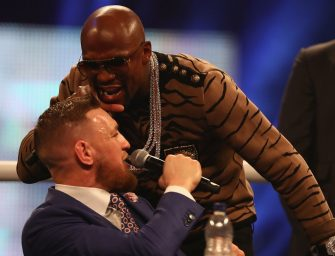 Floyd Mayweather and Conor McGegror Will Now Fight Wearing 8 oz Gloves.  This Advantage Favors McGregor But Did Floyd Just Make More Money Outside the Ring?