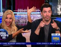 'Property Brothers' Star Drew Scott Revealed As First Official Dancing With The Stars Celebrity Contestant For Upcoming Season!