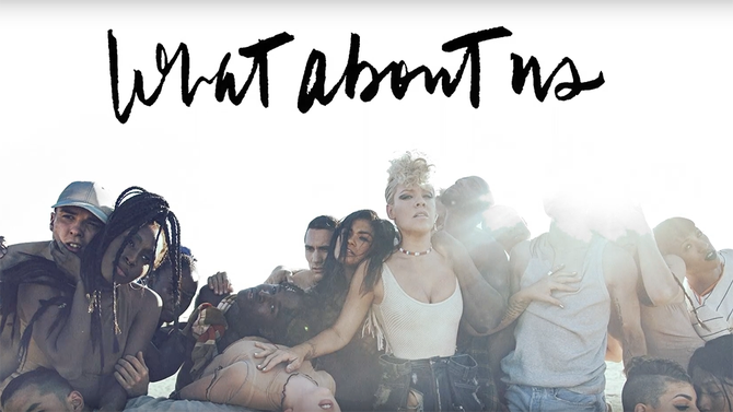 Pink Drops First Single 'What About Us' From Her Upcoming Album Beautiful Trauma, Listen To The Track Inside! (VIDEO)