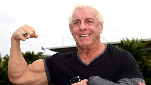 The Nature Boy, Ric Flair Was Placed In a Medical Induced Coma for Surgery.  Reports Are that It Was His Heart, But Tweets From His Manager State Otherwise!
