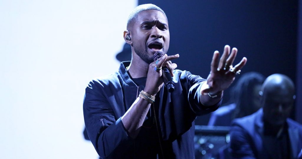 Usher Will Be Getting Hit With 3 More Law Suits On Monday! 2 Women and 1 Man Will Be Looking For Some Of That STD Money!