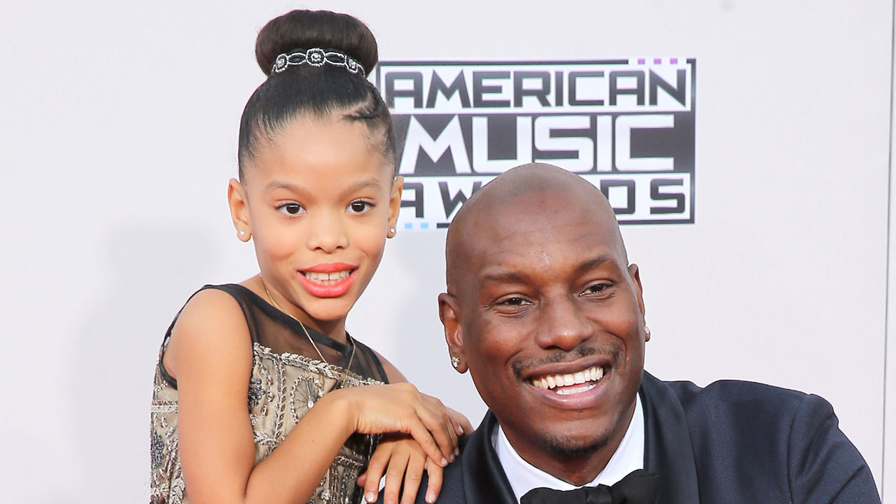 Tyrese Has A Restraining Order and Temporarily Loses Custody of ...