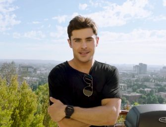 Zac Efron Gives Us His Best Seth Rogen Impression And Shares His Favorite High School Musical Memory In Vogue's 73 Questions, Watch The Revealing Interview Inside! (VIDEO)