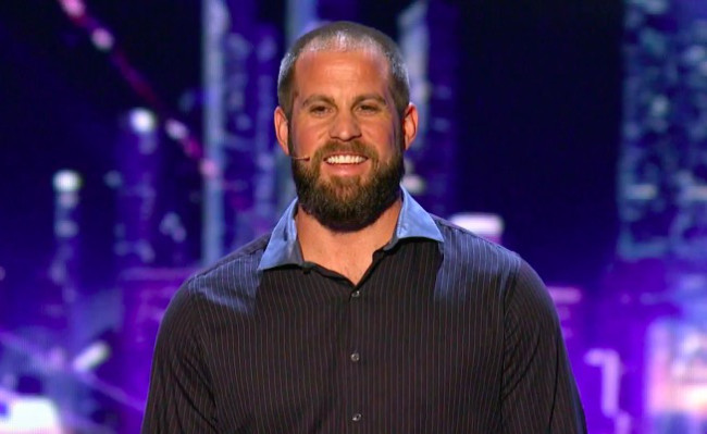 NFL Player And 'America's Got Talent' Star Jon Dorenbos Will Have Open Heart Surgery After NFL Physical Finds Serious Condition