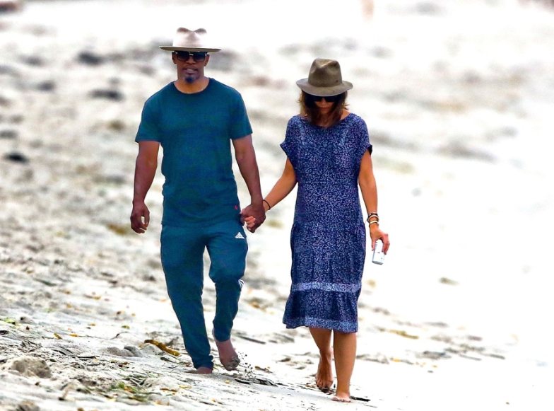 IT FINALLY HAPPENED! Jamie Foxx and Katie Holmes Go Public, Spotted Holding Hands In Malibu! WE GOT THE PHOTOS!