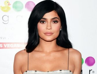 Kylie Jenner Has Huge Lips Now Because Some Stupid Teenager Made Fun Of Her Years Ago For Having Small Lips