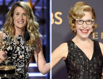2017 Emmys: You Have To Watch The Reaction From 'Feud' Star Jackie Hoffman After Losing To Laura Dern For Best Supporting Actress (VIDEO)