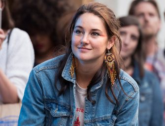 Shailene Woodley Opens Up About Her Arrest Last Year, Claims They Searched For Drugs In Her Ass….WHAT?