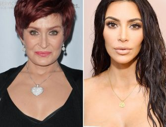 "Sharon Osbourne Is Standing By Her Comments, Still Believes Kim Kardashian Is A ""Ho"" For Posting Nude Selfies Online"
