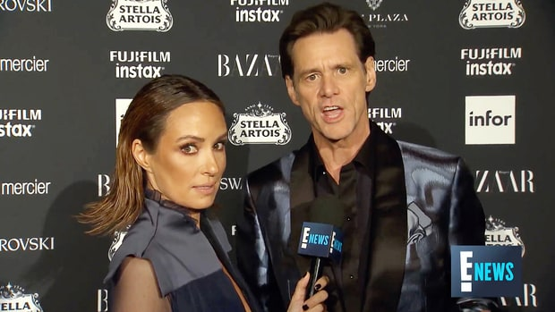 Insane Or Enlightened? Jim Carrey Gives Bizarre Interview At New York Fashion Week Event…What The Hell Is Going On? (VIDEO)