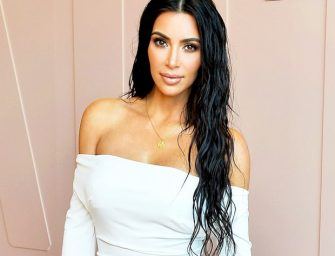 Kim Kardashian Will NOT Attend Paris Fashion Week A Year After Getting Robbed At Gunpoint