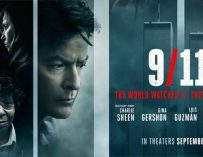 "9/11 Movie Giveaway – Signed Charlie Sheen Poster and ""Hope"" Pendant Necklace"