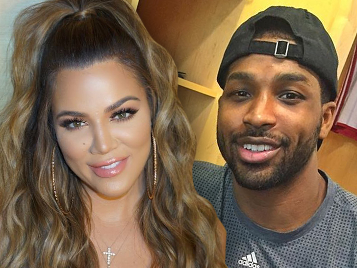 What The Hell Is Going On? Khloe Kardashian Is Pregnant Now? Sources Say She's Having Tristan Thompson's Baby
