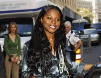 Foxy Brown was Pregnant?  Wendy Williams Wouldn't Reveal Who the Famous Daddy Is, Now We Know and Have Pics of the Baby!