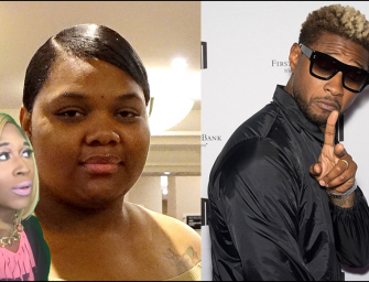 She's Back.  Quantasia Sharpton Is Interviewed And Reveals She Has A Video of Her and Usher The Night of the Incident and She Says Usher Knows! (Watch The Interview)