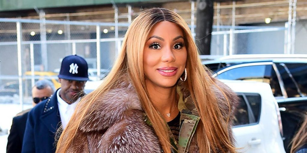 Tamar Braxton Rushed to the Hospital for Severe Reaction to Flu Meds.