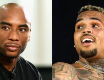 Charlamagne Tha God Calls Chris Brown Out for Being On Drugs.  Chris Explains Why He's Fidgety…and Then Claps Back HARD on the Entire Industry! (I Agree With Chris)