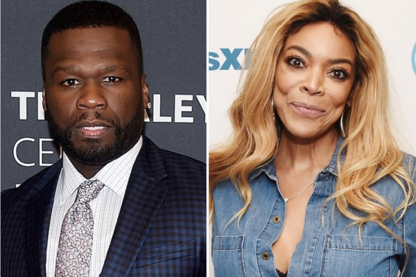 Poor Wendy! Wendy Criticizes 50 Cent's Parenting Skills and He Comes Back HARD on Social Media.  (Video Clip and Hilarious Response Posts)