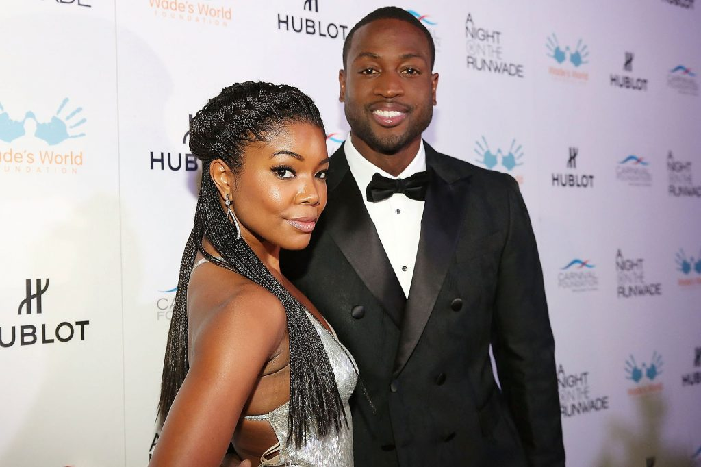 Dwyane Wade Supports His Strong Wife Gabrielle Union After She Reveals She's Had At Least Nine Miscarriages