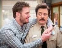 Nick Offerman Says The 'Parks and Recreation' Cast Have All Been Supporting Chris Pratt During His Split From Anna Faris