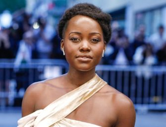And Another One: Actress Lupita Nyong'o Accuses Harvey Weinstein Of Sexual Harassment, How Did She Handle The Infamous Harvey Massage?