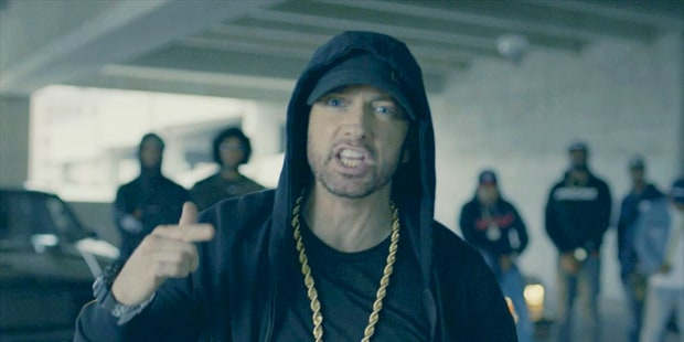 Eminem Just Made Donald Trump Look Like A Fool, Slams The President For Nearly Five Minutes In Freestyle Rap (VIDEO)