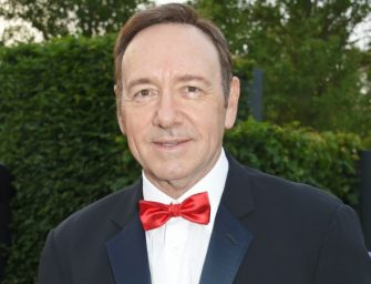 'Star Trek' Actor Anthony Rapp Claims Kevin Spacey Tried To Seduce Him When He Was 14, Spacey Responds By Revealing He's Gay