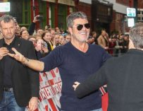 Simon Cowell Rushed To The Hospital After Fainting And Falling Down Stairs