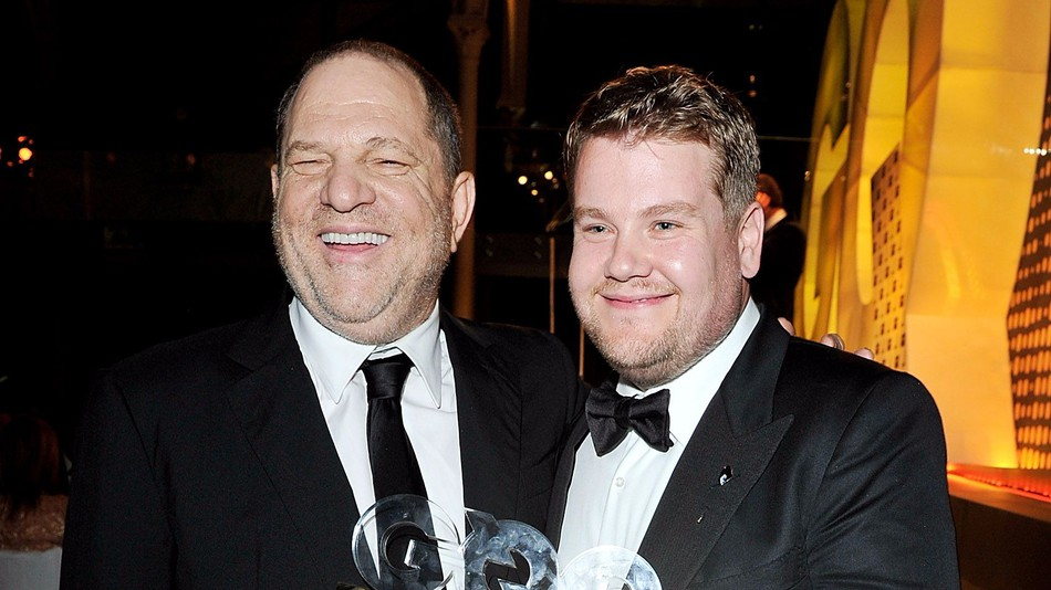 Is It Too Soon? James Corden Jokes About Harvey Weinstein Sexual Assault Scandal, Rose McGowan Calls Him Out On Twitter Forcing Him To Apologize (VIDEO)