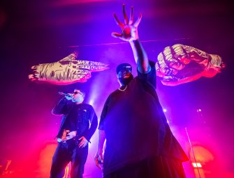 Killer Mike Admits He's Pretty Nervous To Take The Stage At Austin City Limits Festival After Las Vegas Shooting (VIDEO)