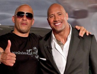 """Vin Diesel Is Smart Enough Not to Side with Tyrese In His Feud With the Rock.  Says, """"It's No One's Fault""""!"""
