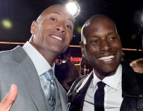 "Tyrese Has Lost His Mind.  After The Rock's Solo Project Pushes Out The Next ""Fast"" Movie, Tyrese Goes on Social and Attempts to Clown the Rock!"