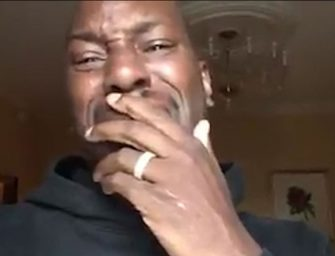 Watching the Full 3 Minute Tyrese Breakdown Video Will Have You Also In Tears! He Blames His Ex and The Rock For Not Landing Jobs and Says He's Going Broke! (But things Are Not Adding up)