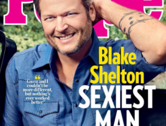 Blake Shelton Was Named Sexiest Man Alive, But People Aren't Exactly Happy About It! Watch Shelton Read Some Mean (And Hilarious) Tweets About His Win (VIDEO)