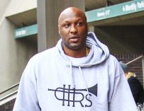 Crazy Video Shows Lamar Odom Collapsing Inside Los Angeles Nightclub, Find Out How He's Doing Inside (VIDEO)