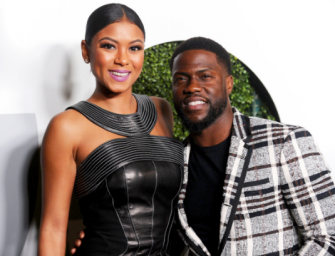 It's Official: Kevin Hart's Wife Eniko Parrish Has Given Birth To Their First Child Together, Read His Full Name Inside!