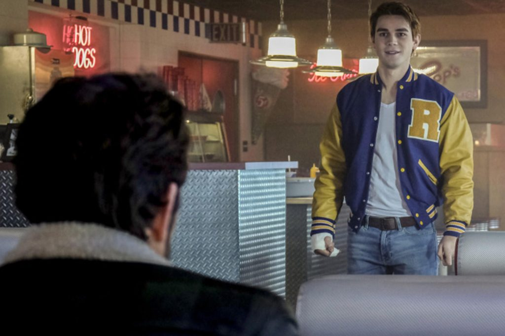 KJ Apa Claims His 'Riverdale' Filming Schedule Did Not Change Following His Accident Behind The Wheel