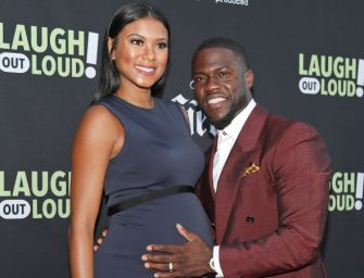 Kevin Hart And Wife Eniko Parrish Share First Photos Of Baby Kenzo, Check Them Out Inside!