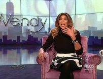 Wendy Williams Gets Emotional While Talking About Her On-Air Faint Heard 'Round The World, Claims It Was NOT Fake!