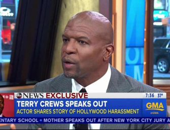 Terry Crews Ain't Afraid! He Actually Names The Agent Who Grabbed His Private Area During Party, Watch The Emotional Interview Inside! (VIDEO)