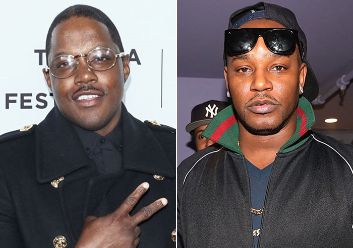 Ma$e and Cam'ron Feud Takes a Different turn: Cam Calls Out Ma$e's Sister (she responds) and Ma$e Calls Hot 97 and Explains Why He Really Left Harlem.