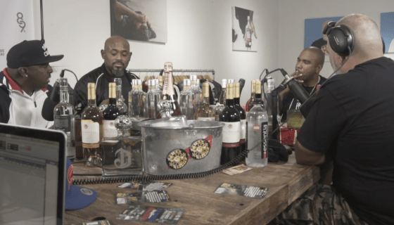 Steve Stoute's Drink Champ Episode – Easily One of the Best Yet